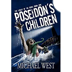 Poseidon's Children (The Legacy of the Gods)