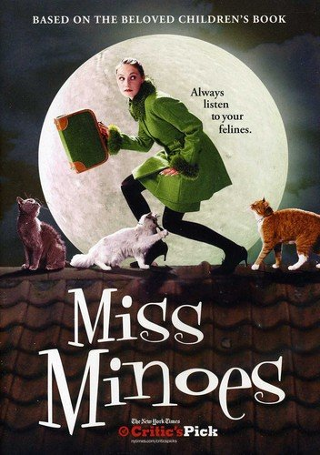 Miss Minoes - a movie about a cat who turns into a woman.