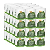 Seventh Generation Toilet Paper, Bath Tissue, 100% Recycled Paper, 1000 Sheets Per Roll (Pack of 60)