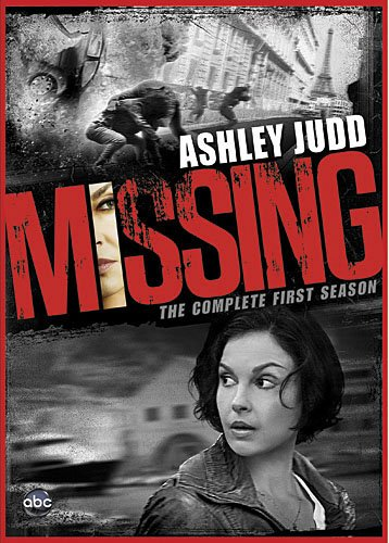Missing: The Complete First Season DVD