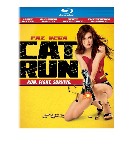 Cat Run [Blu-ray] DVD