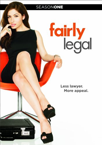 Fairly Legal: Season One DVD