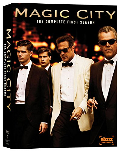 Magic City: The Complete First Season DVD