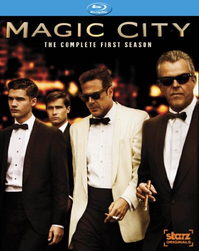 Magic City: The Complete First Season [Blu-ray] DVD