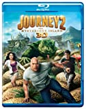 Journey 2: The Mysterious Island 3D [Blu-ray]