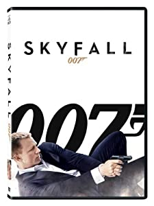 Skyfall and My Favorite Music from the James Bond Movies