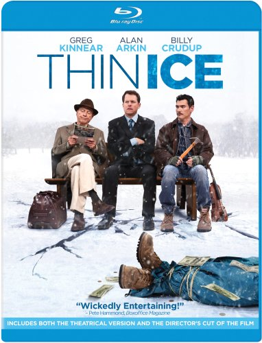 Thin Ice [Blu-ray] DVD