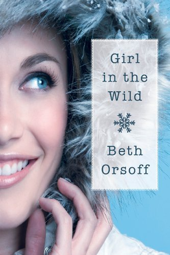 Book Girl in the Wild -a close up of a young woman's face - yes, she's white - in a knit cap