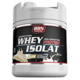 Best Body Nutrition Hardcore Competition Whey Isolat Vanille Dose, 1er Pack (1 x 1.9 kg)