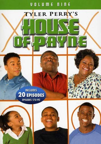 Tyler Perry's House of Payne, Vol. 9 DVD