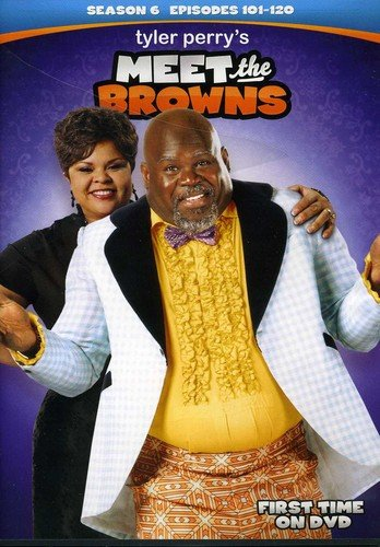 Tyler Perry's Meet the Browns: Season 6 DVD