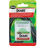 Slime Men's Art603 Adhesive Tyre Repair Patches - Green