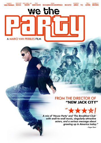 We The Party DVD