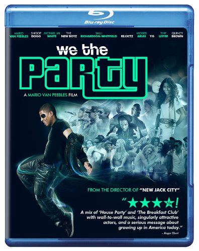 We The Party [Blu-ray] DVD