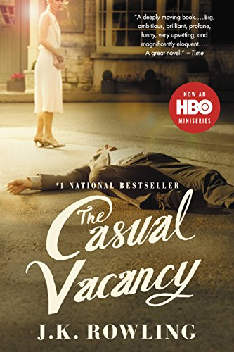 Book The Casual Vacancy JK Rowling