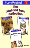 Free Kindle Book : Sight Words:  The Mat and Sam Collection (A set of 3 leveled books with sight words for beginning readers) (I Love Reading Book 1)