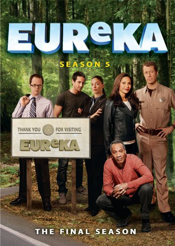 Eureka: Season 5 DVD