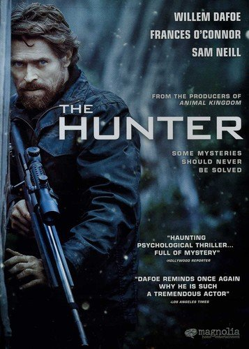 The Hunter DVD
