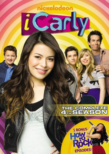 iCarly: The Complete 4th Season DVD