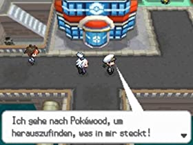 Screenshot: Pokémon Schwarze Edition 2 / Pokémon Weiße Edition 2