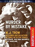 Murder by Mistake (Crimescape Book 14)