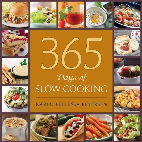 Book 365 Days of Slow Cooking