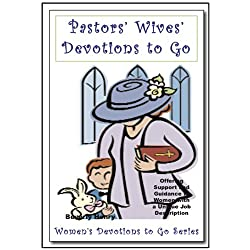 Pastors' Wives' Devotions to Go
