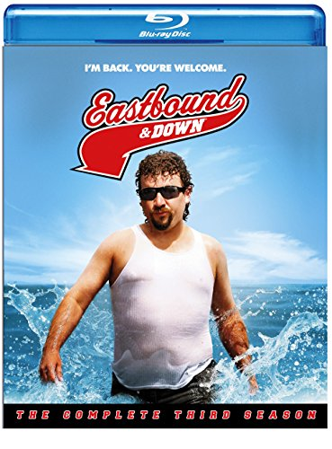 Eastbound & Down: The Complete Third Season [Blu-ray] DVD