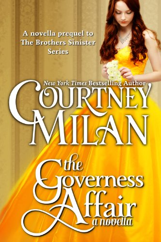 Book The Governess Affair