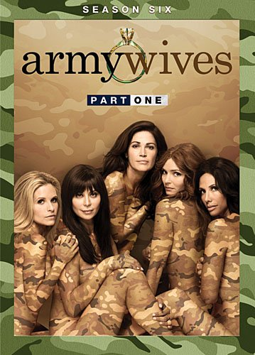 Army Wives: Season Six, Part 1 DVD