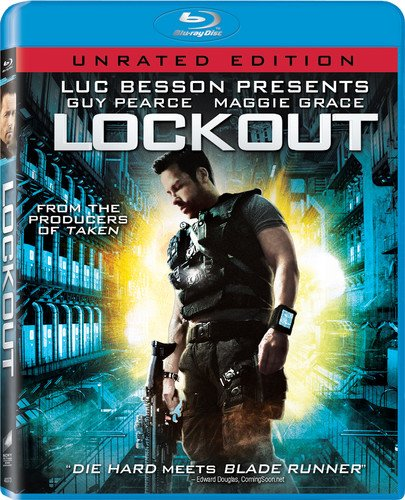 Lockout [Blu-ray] DVD