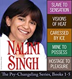 Book Nalini Singh - Books 1 - 5 of Psy-Changeling