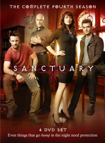 Sanctuary - The Complete Fourth Season DVD