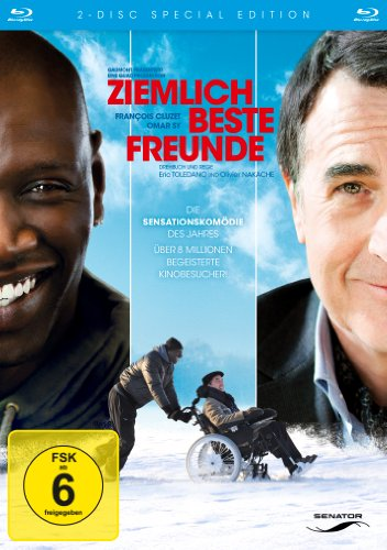 Ziemlich beste Freunde (Special Edition) [2 Blu-rays]