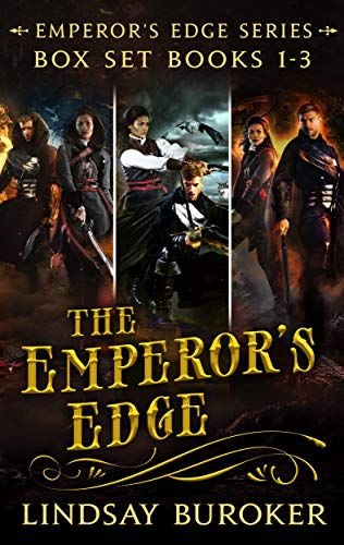 Free eBook - The Emperor s Edge Collection
