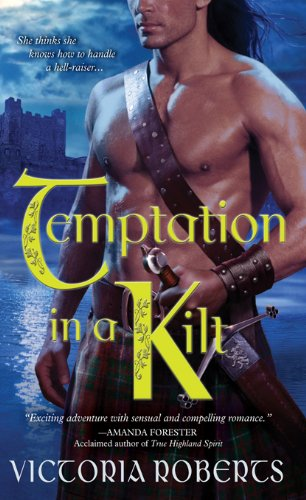 Book Temptation in a Kilt