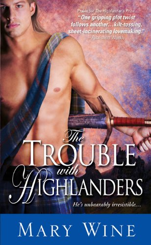 Book The Trouble with Highlanders
