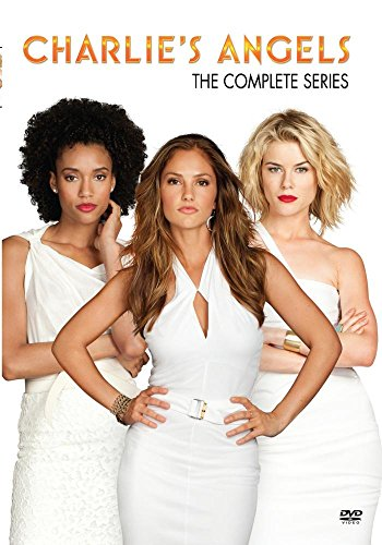CHARLIE'S ANGELS - SEASON 01 DVD