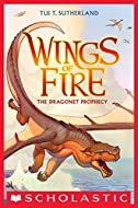 Book Cover: Wings of Fire: The Dragonet Prophecy by Tui T. Sutherland