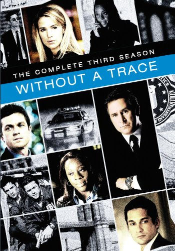 Without a Trace: The Complete Third Season DVD