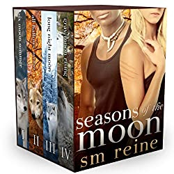 Seasons of the Moon Series: Books 1-4