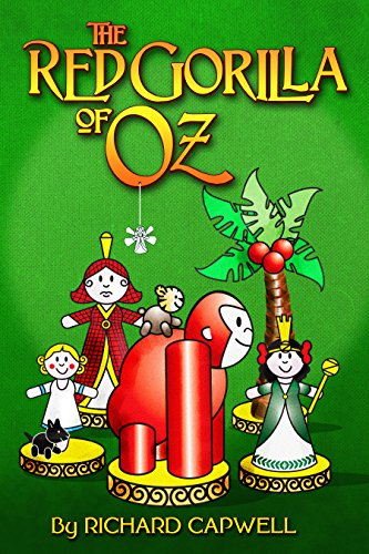 The Red Gorilla of Oz (New Adventures in Oz)