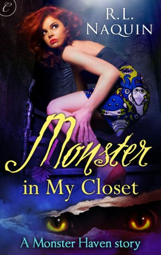 Book Monster in my Closet