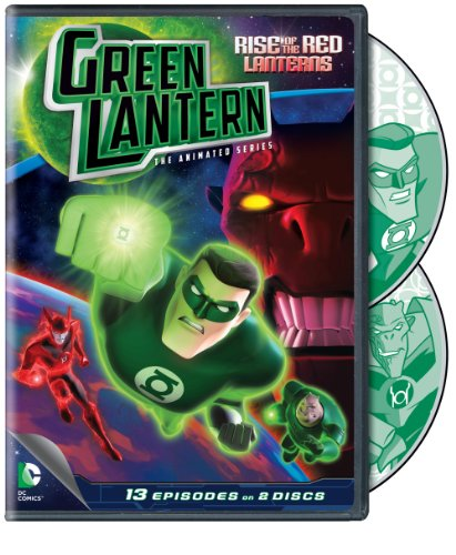 Green Lantern: Animated Series - Season One Part 1 DVD