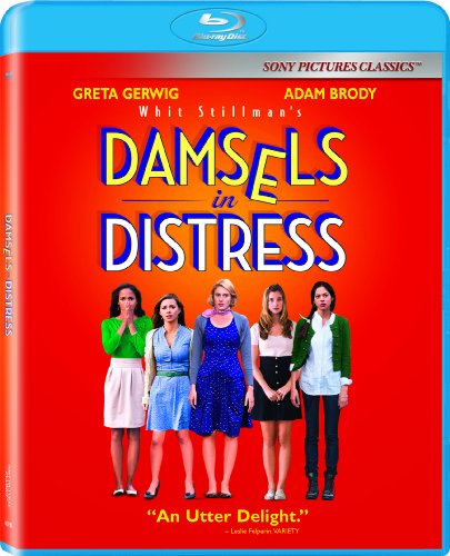 Damsels in Distress [Blu-ray] DVD