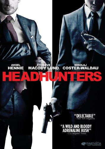 Headhunters DVD