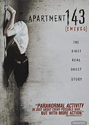 Apartment 143 DVD