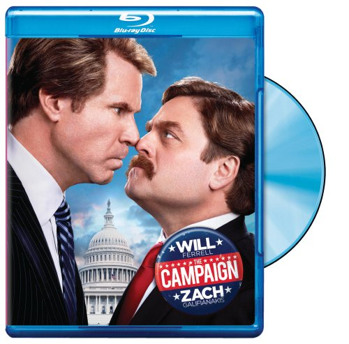 The Campaign [Blu-ray] DVD