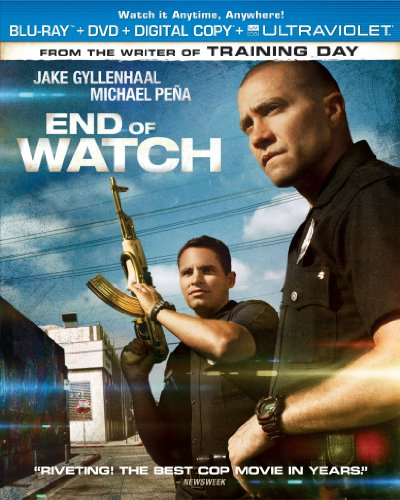 End of Watch [Blu-ray] DVD