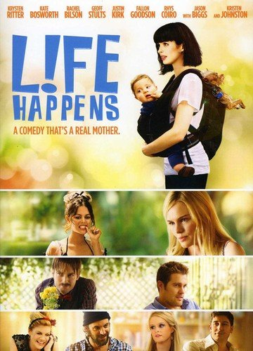 Life Happens DVD